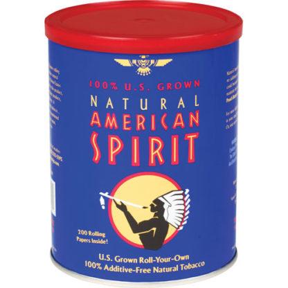 American Spirit 100% U.S. Grown Tobacco - Can-0