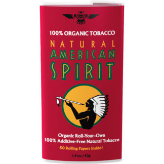 American Spirit 100% Organic Tobacco - Pouch-0