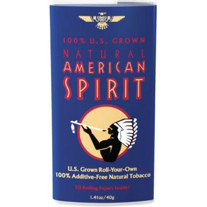 American Spirit 100% U.S. Grown Tobacco - Pouch-0