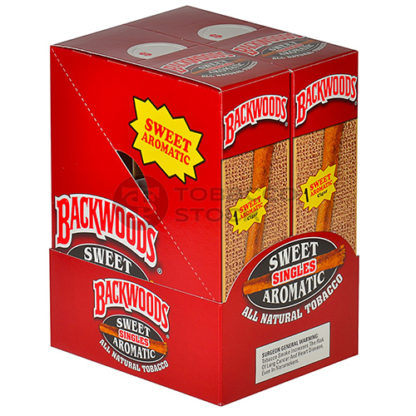 Backwoods Cigars Sweet Aromatic - Singles-0