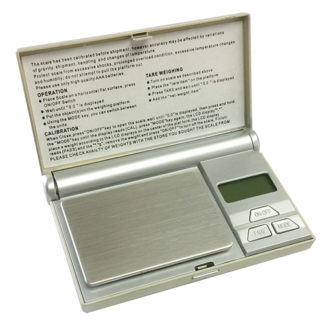 Bestweigh BB210 Mini Pocket Scale - 400G x 0.02G-0
