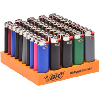 BIC Classic Lighter MAXI - J6/J26-0