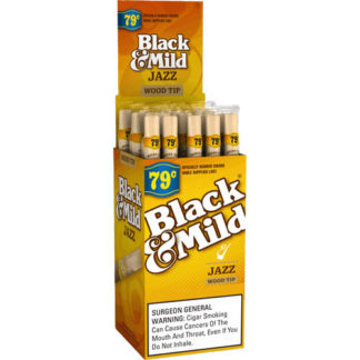 Black & Mild Cigars Jazz - Singles-0