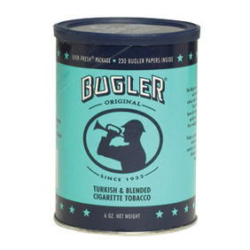 Bugler Original Turkish & Blended Cigarette Tobacco - Can-0
