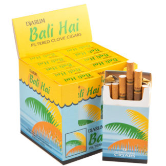 Djarum Bali Hai Filtered Clove Cigars-0