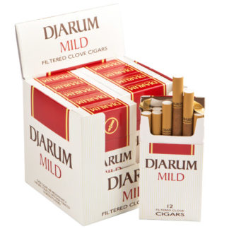 Djarum Mild Filtered Clove Cigars-0