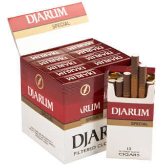 Djarum Special Filtered Clove Cigars-0