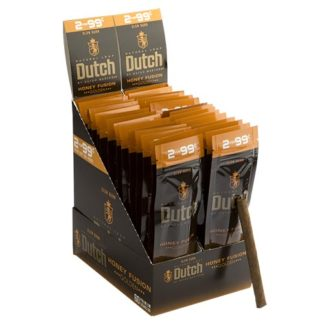 Dutch Masters Honey Fusion Cigarillos-0