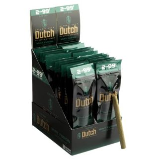 Dutch Masters Mint Fusion Cigarillos-0