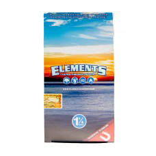 "Elements 1 1/4"" Rolling Papers-0"