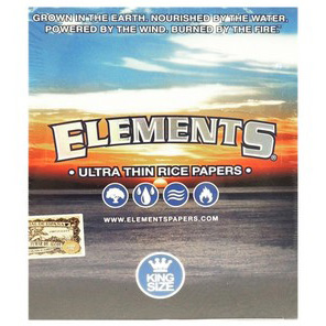 Elements King Size Slim Rolling Papers-0