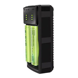 ESYB M2 2-Bay Battery Charger-0