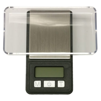 Fuzion MT-500 Digital Scale - 500G x 0.01G-0