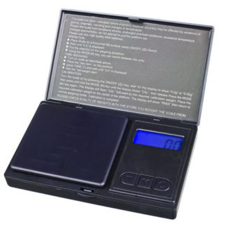 Fuzion RX-100 Digital Scale - 100G x 0.01G-0