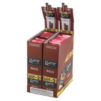 Garcia y Vega Game Red Cigars-0
