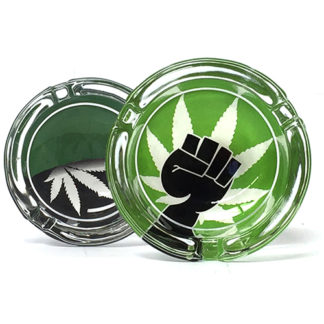 Glass Ashtray - Assorted-0