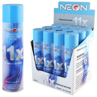 Neon 11X Ultra Refined Butane Gas-0