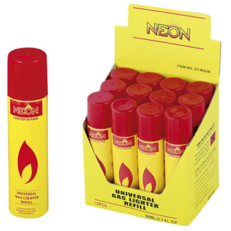 Neon Ultra Refined Butane Gas-0
