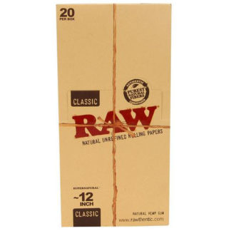 "RAW Classic 12"" Rolling Papers-0"