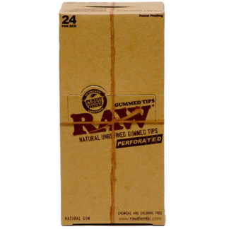 RAW Perforated Gummed Tips-0