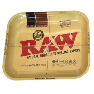 RAW Rolling Tray - Medium-0