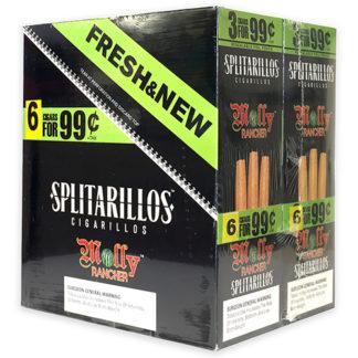 Splitarillos Cigarillos Molly Rancher 6 Pack-0