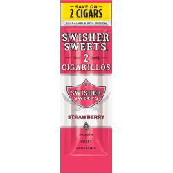 Swisher Sweets Cigarillos Strawberry-0