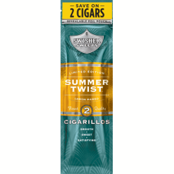 Swisher Sweets Cigarillos Summer Twist-0