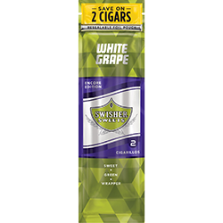 Swisher Sweets Cigarillos White Grape-0