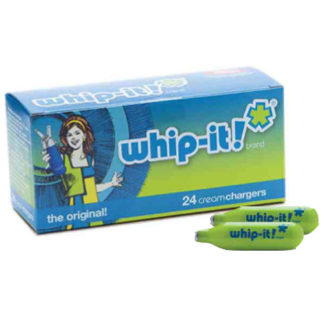 Whip-It! N20 Cream Chargers 24 CT-0