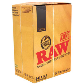 RAW Classic Cone - Emperador-0