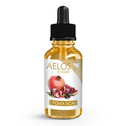 Aelos E-Liquid Poma Acai 60ml-0
