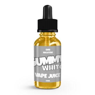 Gummy Vape Juice White 33ml-0