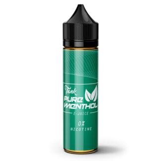 Tank E-Juice Pure Menthol - 60ml-0