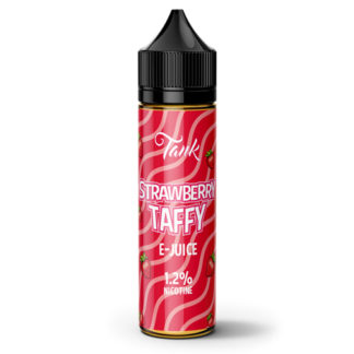 Tank E-Juice Strawberry Taffy - 60ml-0