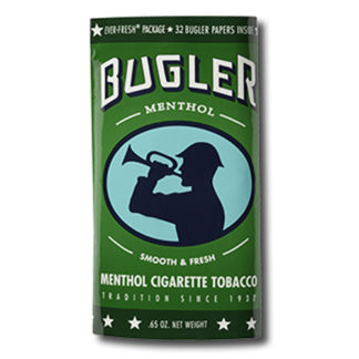 Bugler Menthol Cigarette Tobacco - Pouch-0