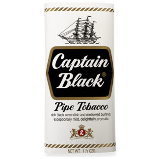 Captain Black Pipe Tobacco Original - Pouch-0