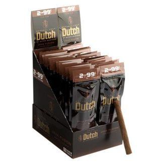 Dutch Masters Java Fusion Cigarillos-0