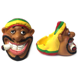 Poly Mix Jamaican Ashtray 6 PC Display-0