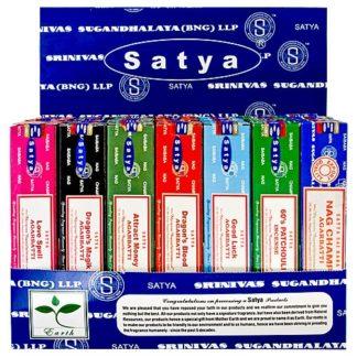 Satya Sai Baba Nag Champa Incense Display-0