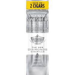 Swisher Sweets Cigarillos Diamonds-0