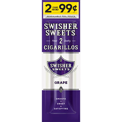 Swisher Sweets Cigarillos Grape-0