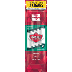 Swisher Sweets Cigarillos Grape Wild Rush-0