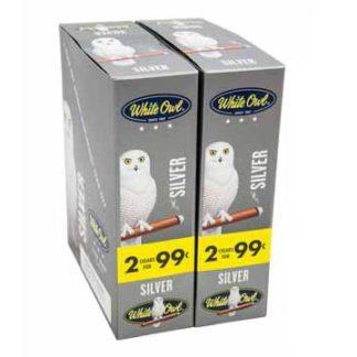 White Owl Silver Cigarillos-0
